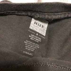 HUF Shirts & Tops - HUF Long Sleeve Rose
